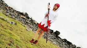 Reina from Final Fantasy V worn by Yu Kisaragi