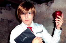 Light Yagami / Raito from Death Note worn by Kynessent