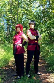 Ranma Saotome from Ranma 1/2 worn by Kynessent