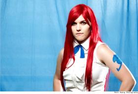 Erza Scarlet from Fairy Tail worn by Kynessent