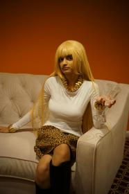 Gilgamesh from Fate/Zero worn by Liza