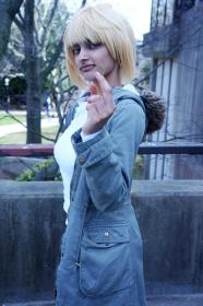 Yukine from Noragami worn by Liza