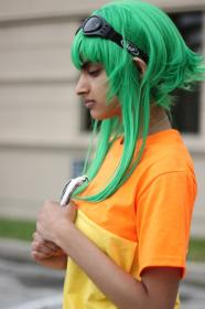 Gumi from Vocaloid 2