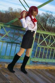 Mitsuru from Persona 3 by Liza