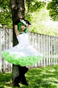Gumi from Vocaloid 2 worn by Liza