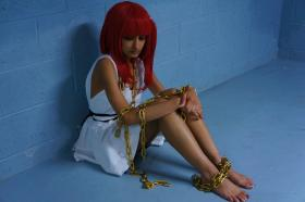 Morgiana from Magi Labyrinth of Magic worn by Liza