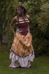 Tia Dalma / Calypso from Pirates of the Caribbean worn by Black Bettie