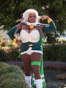 Aisha Clan Clan from Outlaw Star