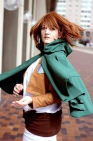 Petra Ral from Attack on Titan worn by Suki
