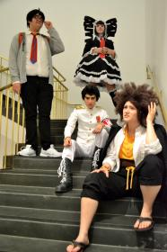 Kiyotaka Ishimaru from Dangan Ronpa worn by Twigs