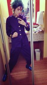 Koichi Hirose from Jojo's Bizarre Adventure worn by Twigs