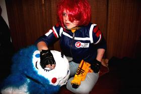 Party Poison from My Chemical Romance worn by Emma Rubini