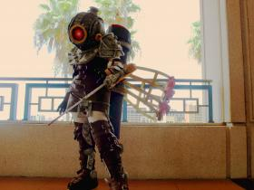 Big Sister from BioShock worn by Emma Rubini