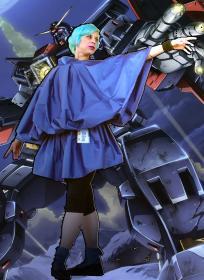 Four Murasame from Mobile Suit Zeta Gundam worn by Lorelei
