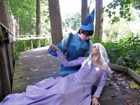 Schmendrick the Magician  from The Last Unicorn worn by Baszle