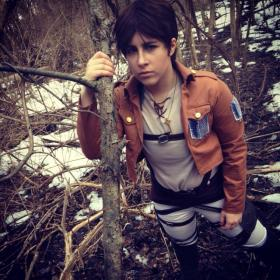 Eren Yeager from Attack on Titan worn by Baszle