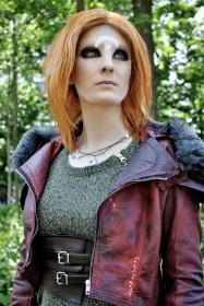 Irisa Nyira / Nolan from Defiance worn by Pumkin