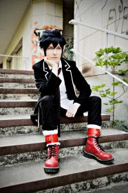 Rin Okumura from Blue Exorcist worn by Pumkin