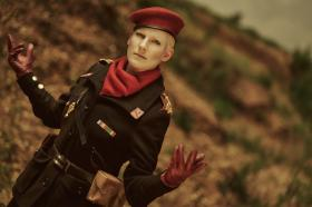 Major Ocelot from Metal Gear Solid 3: Snake Eater worn by Pumkin