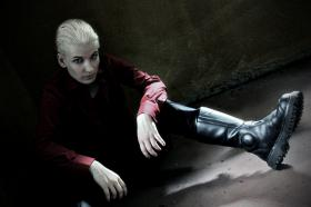 Spike from Buffy the Vampire Slayer by Pumkin