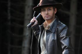 Indiana Jones from Indiana Jones