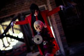 Victoria Seras from Hellsing worn by christie-cosplay