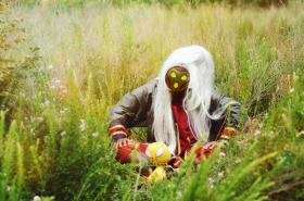 Bard from League of Legends  by Kamikaze Miko