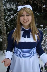 Belarus / Natalya (Natasha) Alfroskaya from Axis Powers Hetalia worn by Isavu