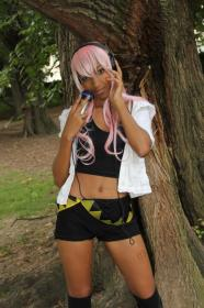 Megurine Luka from Vocaloid 2 worn by Ashiya chan