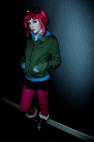 Ramona Flowers from Scott Pilgrim worn by Remie