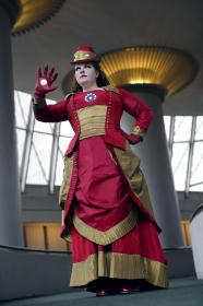 Iron Maiden / Iron Ma'am from Iron Man worn by Noelle Cosplay