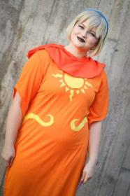 Rose Lalonde from MS Paint Adventures / Homestuck worn by Arobear