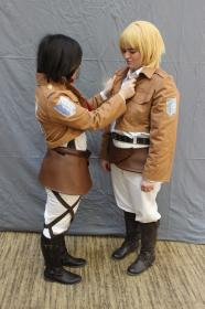 Armin Arlelt from Attack on Titan  by Seer-of-Mind (Rachel)