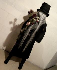 Undertaker from Black Butler worn by Kathy