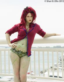 Poison Ivy from Batman: Arkham Asylum