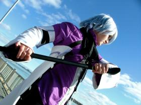 Xerxes Break from Pandora Hearts worn by Rebel Cosplay