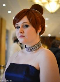 Anya / Anastasia Nicholaevna Romanova from Anastasia worn by Rebel Cosplay