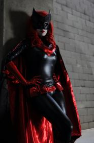 Batwoman from Batman worn by Khainsaw