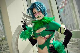 Tira from Soul Calibur 3 by Khainsaw