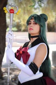 Sailor Pluto from Sailor Moon by Khainsaw