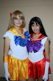 Sailor Mars from Sailor Moon worn by Khainsaw