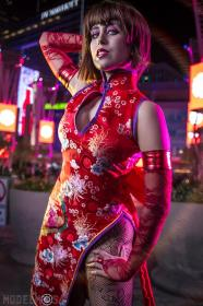 Anna Williams from Tekken 6