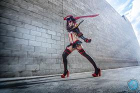 Matoi Ryuko from Kill la Kill