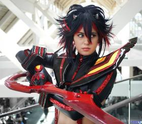 Matoi Ryuko from Kill la Kill  by Khainsaw