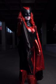 Batwoman from Batman by Khainsaw