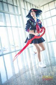 Matoi Ryuko from Kill la Kill  by Khainsaw