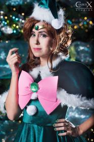 Sailor Jupiter from Sailor Moon worn by Khainsaw