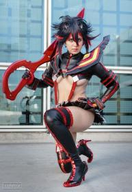 Matoi Ryuko from Kill la Kill worn by Khainsaw