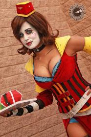 Moxxi from Borderlands: The Pre-Sequel! worn by Khainsaw