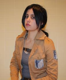 Ymir from Attack on Titan worn by Khainsaw